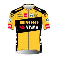 La plantilla del Team Jumbo - Visma 2020