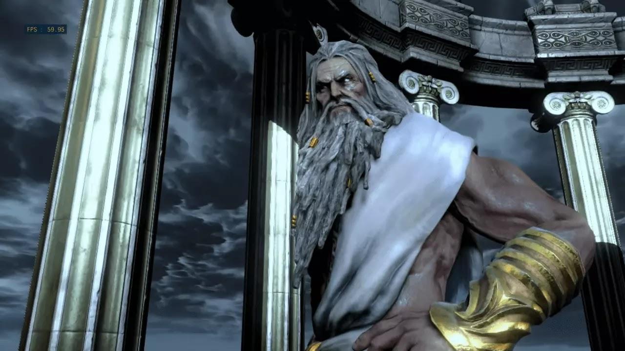 تحميل لعبة God of War 3