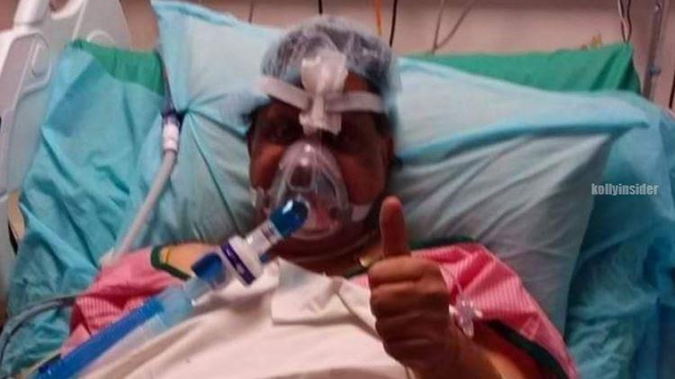 SP Balasubrahmanyam's health condition