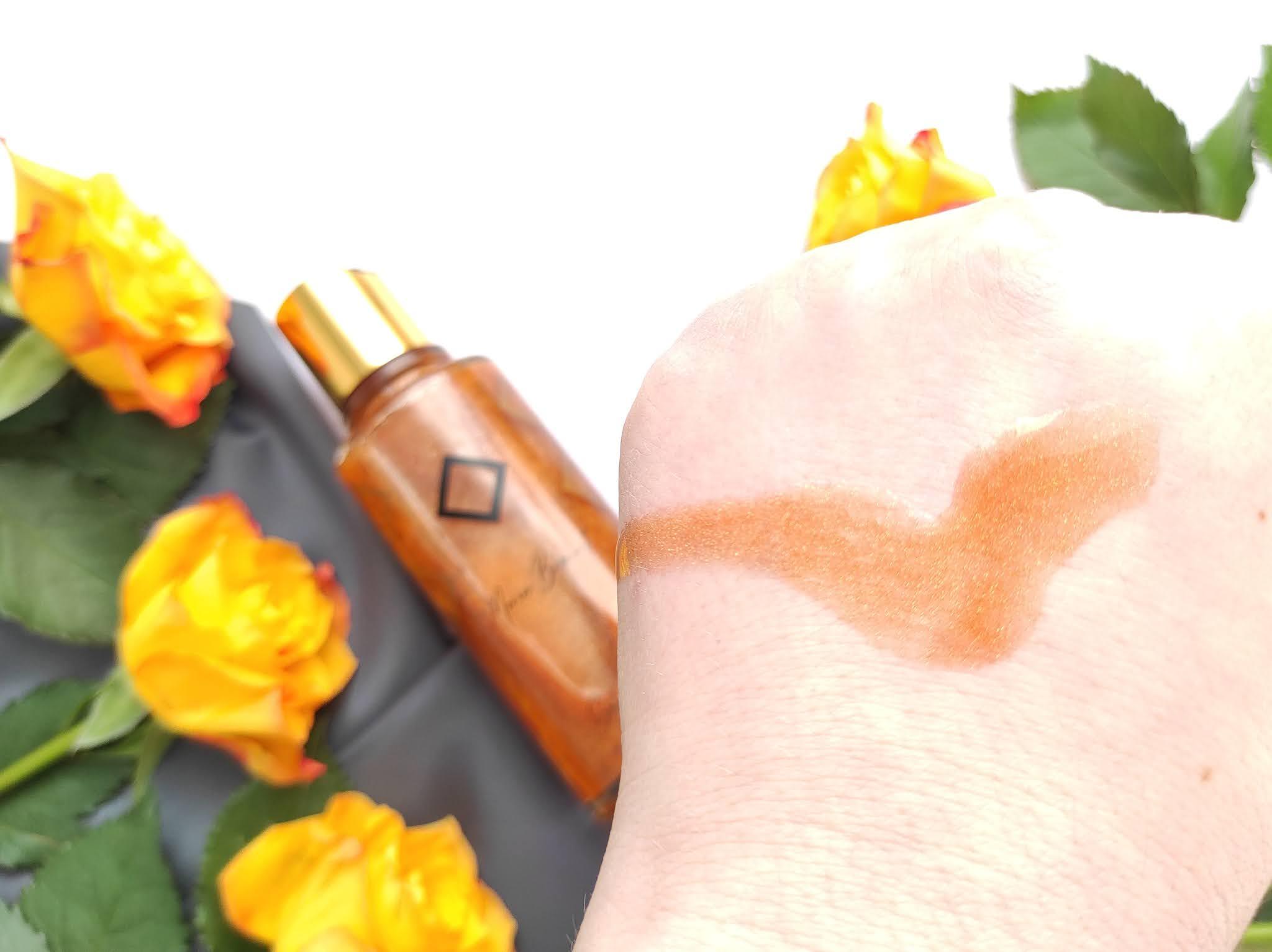 Semari olejek rozświetlający