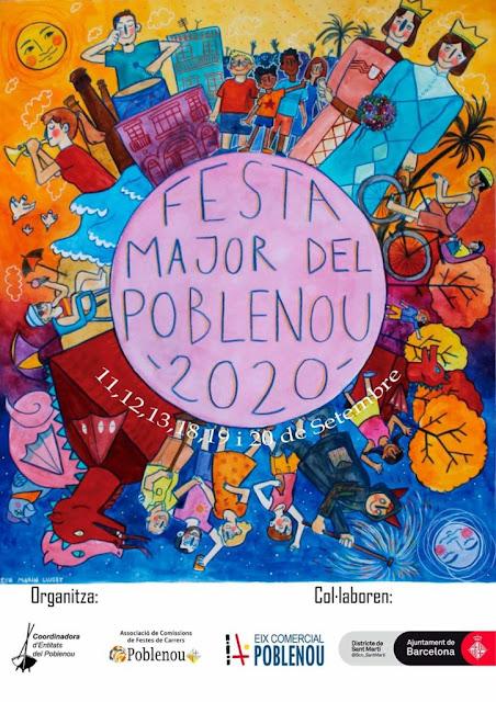 ARRIBA LA FESTA MAJOR 2020
