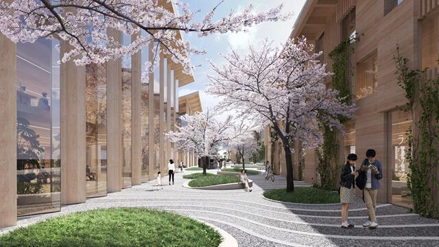تويوتا تخطط لبناء مدينة المستقبل النموذجية