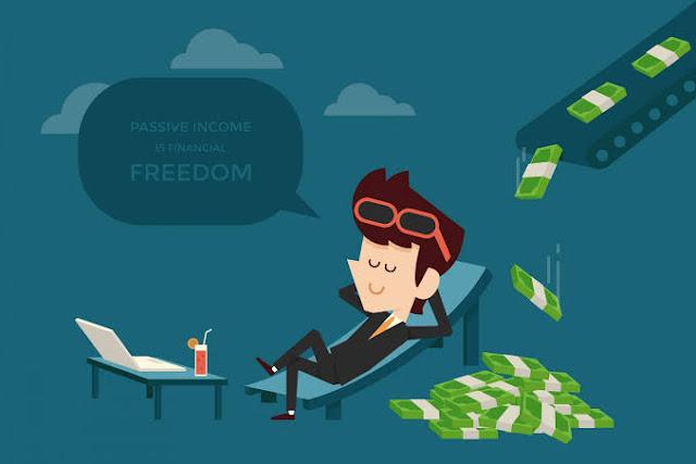 Benefits of Network Marketing, passive income