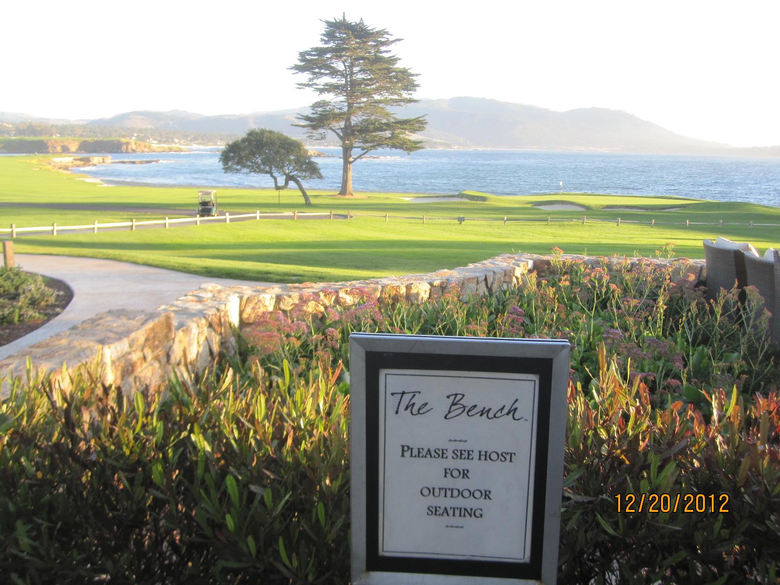 Pebble Beach Golf Club Restaurant The Best Beaches In World