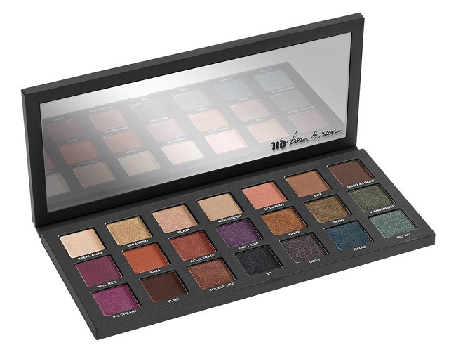Born to Run Palette de Urban Decay