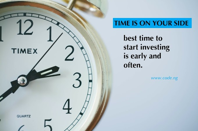 PERSONAL INVESTING: The Best Time to Start Investing