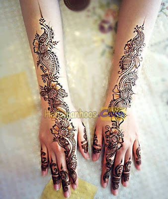 Spacial Bridal Mehndi Designs 2020