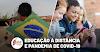 Impor a Educação à Distância em meio à pandemia de Covid-19 é precarizar ainda mais a educação pública