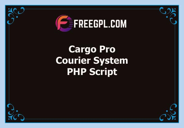 Cargo Pro – Courier System Free Download