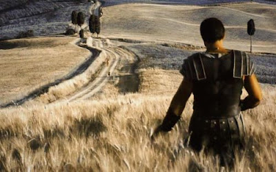 """Una delle ambientazioni del mitico film """"Il Gladiatore"""" - Si trova vicino Pienza (Siena)"""