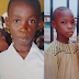 Photos: Two siblings from the same mother drown in Lagos lagoon hours after returning home from school