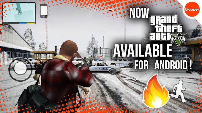 Download GTA 5 Mobile (100% working) – Android