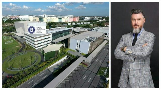 BASIS INTERNATIONAL SCHOOL BANGKOK APPOINTS   ALAN WILKINSON AS NEW HEAD OF SCHOOL