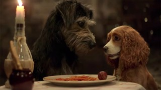 Lady and the Tramp live action remake poster