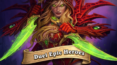 Hearthstone Heroes Of Warcraft Mod Apk v7.1.17720 All Devices