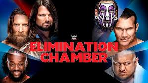 Ver Repetición De Wwe Elimination Chamber 2019 En Español English Full Show
