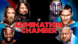 Ver Repetición De Wwe Elimination Chamber 2019 En Español - English Full Show