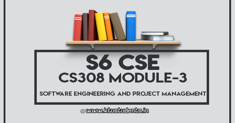 Notes For Cs308 Software Engineering And Project
