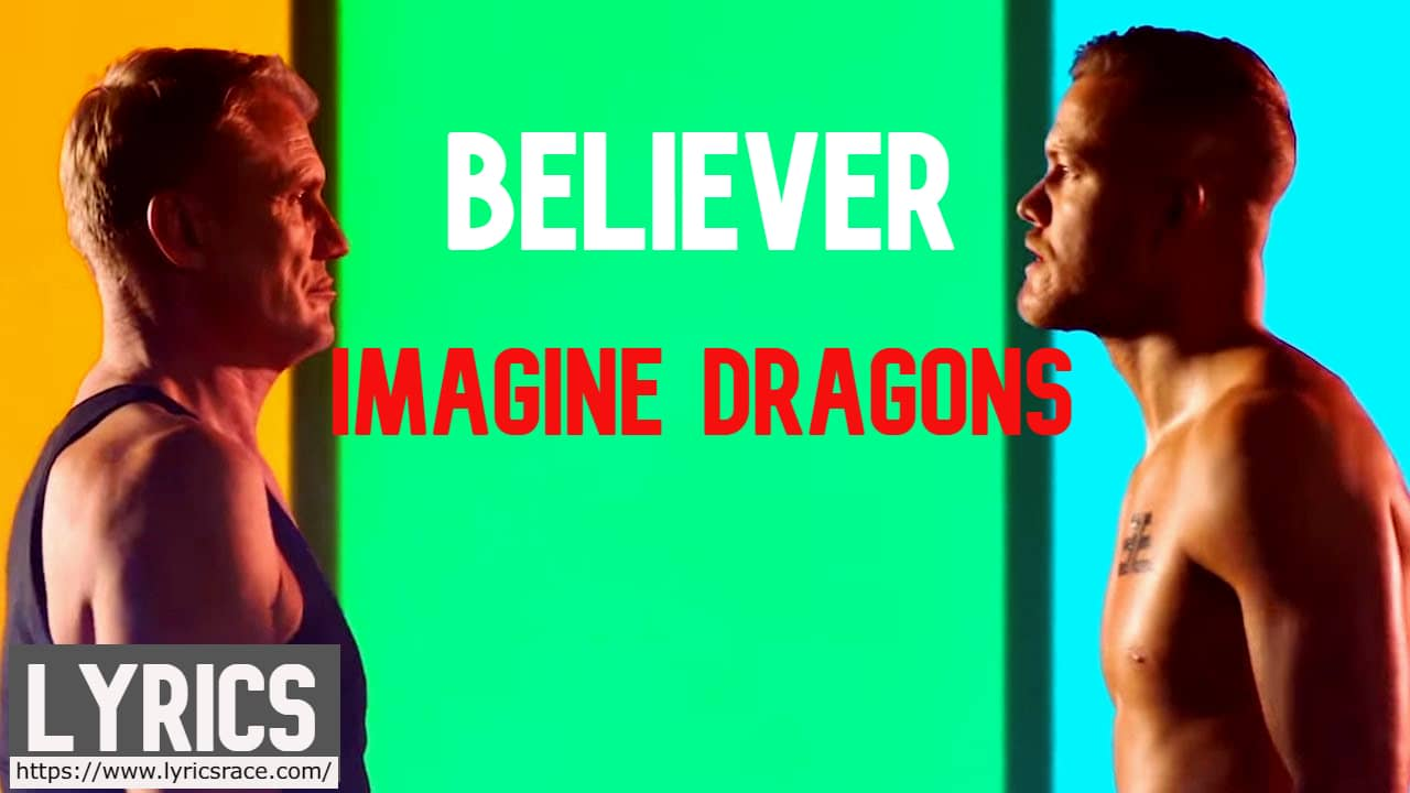 Believer Lyrics | Imagine Dragons