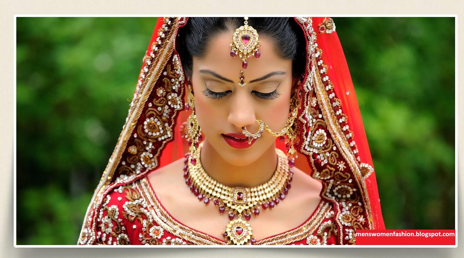 Indian Bridal Weddings Stylish Jewelry Collection 52 Fashion Jewellery