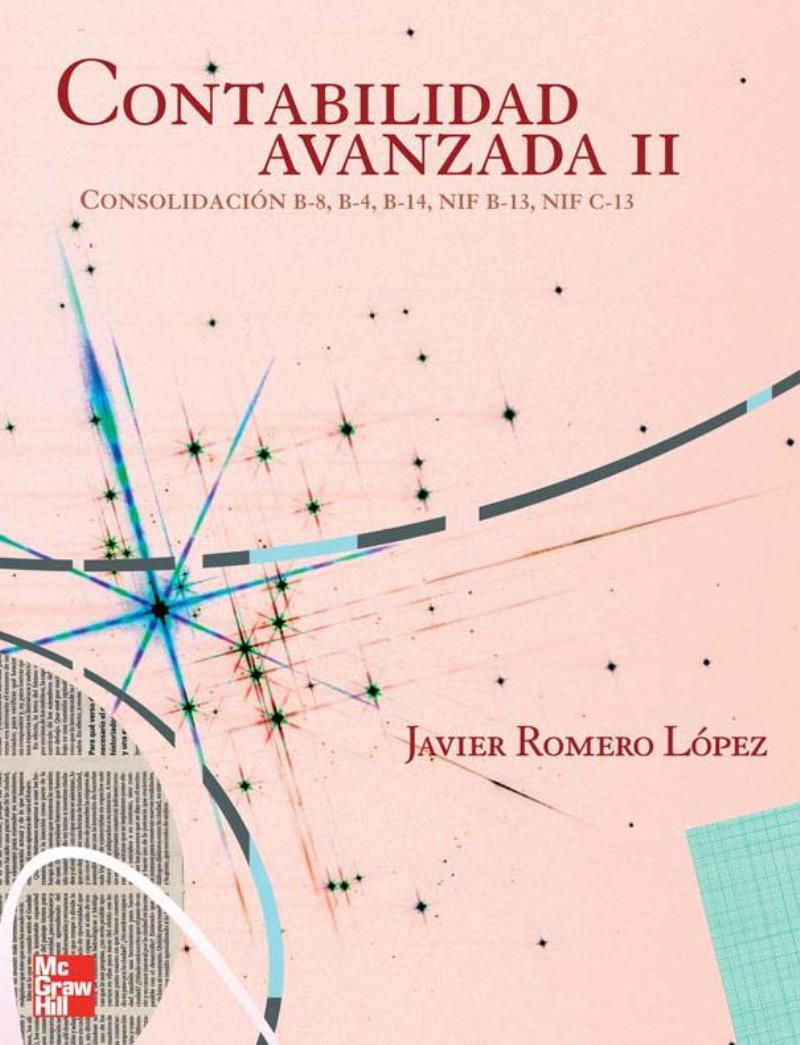 Contabilidad Avanzada II – Javier Romero López