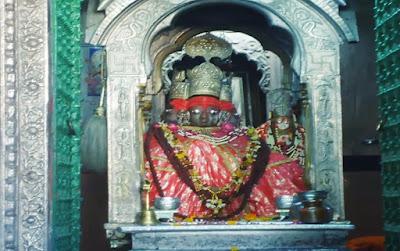 Lord Brahma Temple.