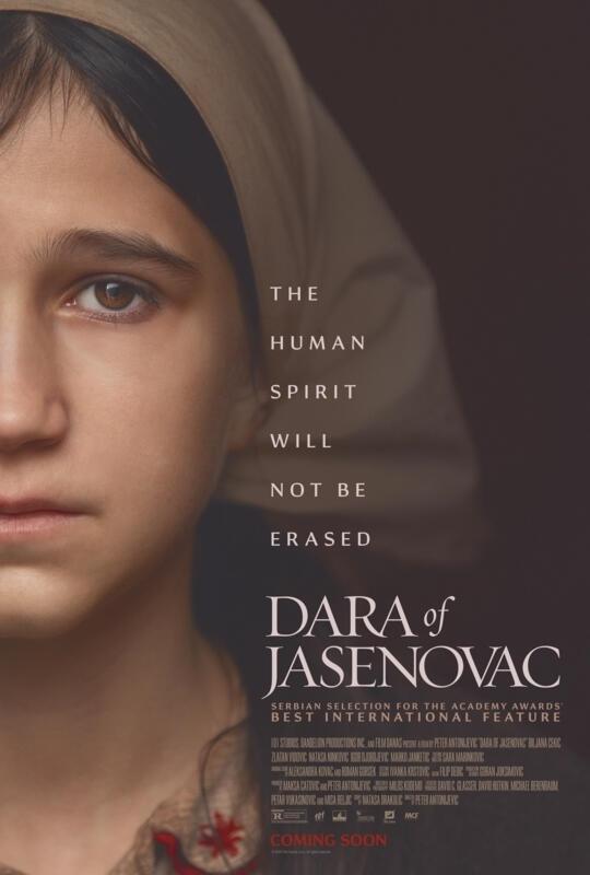 Dara of Jasenovac poster
