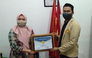 DPC PERMAHI gelar Silaturahmi di Bulan Suci Ramadhan ke Dekan Fakultas Hukum UNSA Makassar