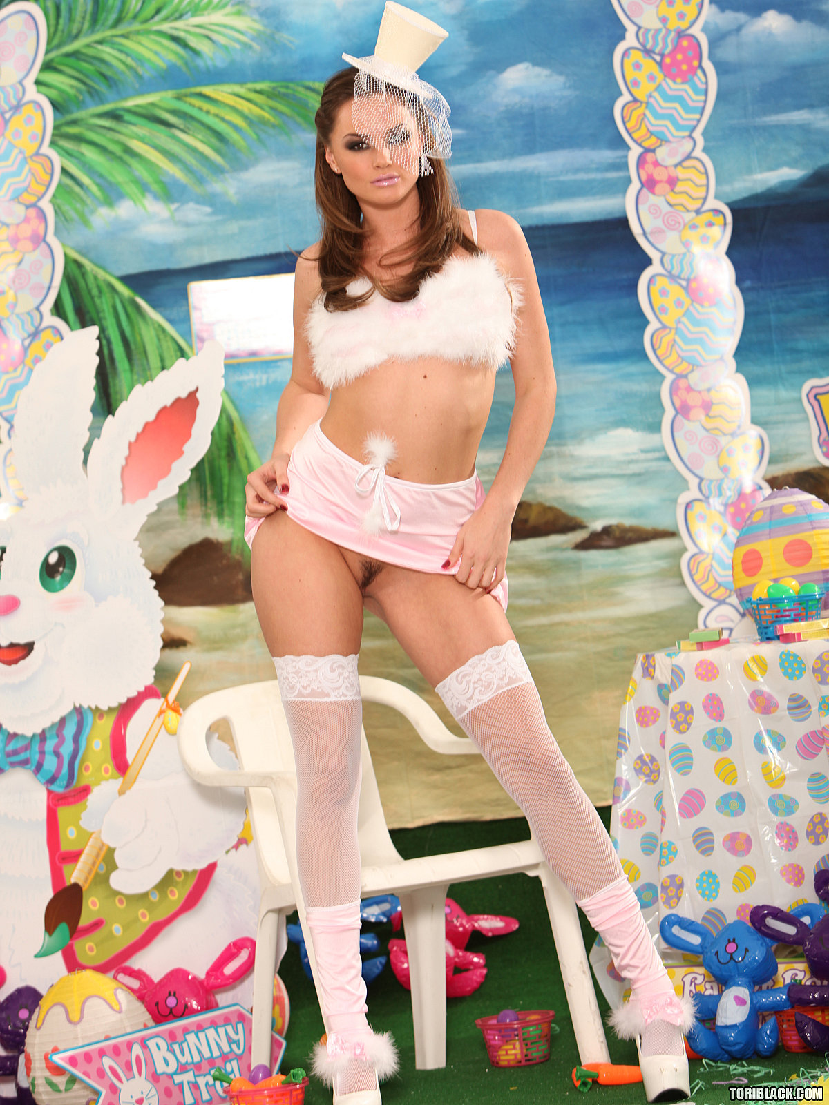 Tori Black Easter Basket Complete Full Size Picture Set   the yudis