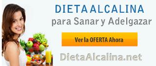 Dieta Alcalina, Recupere Su Salud y Peso Ideal