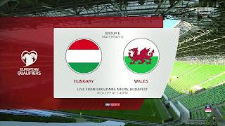Уэльс - Венгрия смотреть онлайн бесплатно 19 ноября 2019 прямая трансляция в 22:45 МСК.