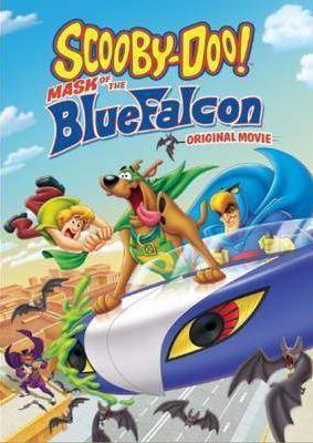 Scooby-Doo: La máscara del Halcón Azul (2012) [BRrip 1080p] [Latino]