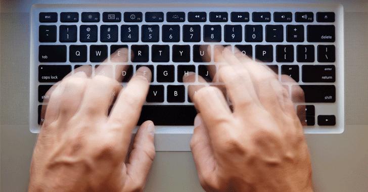 website-keylogger