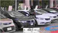 القبض على تشكيل عصابي لبيع السيارات المسروقه وتزوير اوراق لها