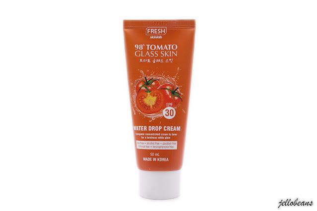 Fresh Skinlab Tomato Glass Skin Water Drop Cream