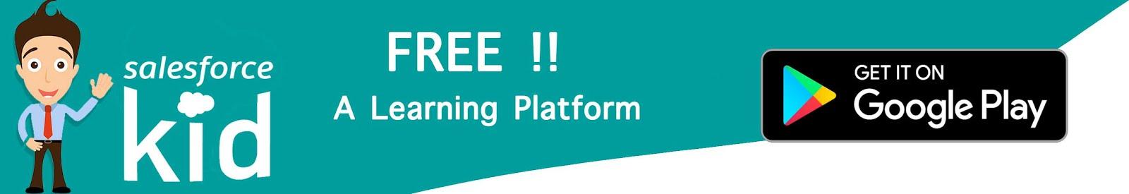 SalesforceKid On Play Store