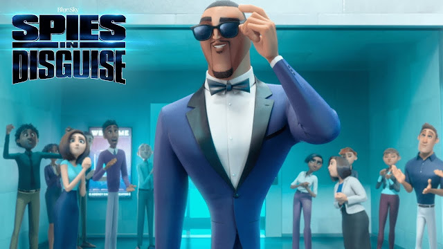 Spies in Disguise hindi dubbed full movie download 70p 480p 1080p