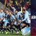 COPA AMERICA: ARGENTINA INTEGRA EL GRUPO D