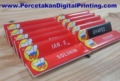 Contoh Desain PAPAN NAMA DADA Dari Percetakan Digital Printing Terdekat