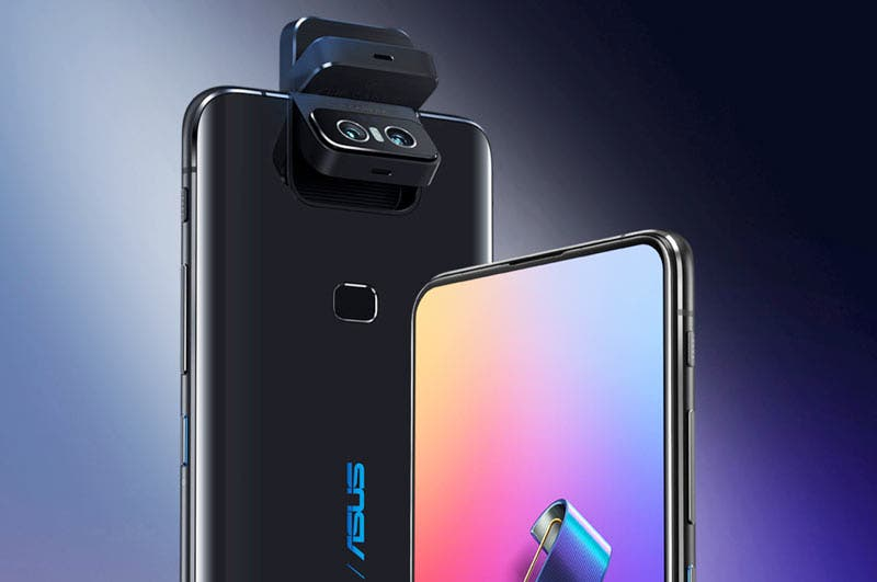 Specifications for Asus ZENFONE 7 and 7 PRO phones