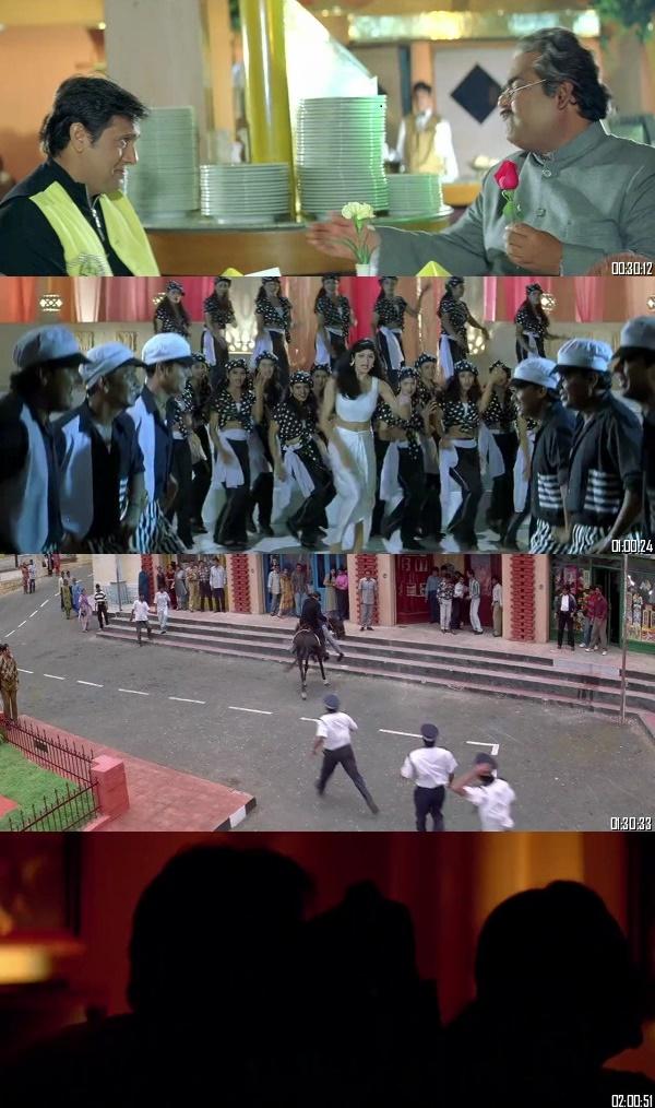Haseena Maan Jayegi 1999 Hindi 480p WEB-DL 400MB Desirehub