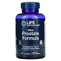 Life Extension, Ultra Prostate Formula, ультра формула для мужского здоровья, 60 капсул
