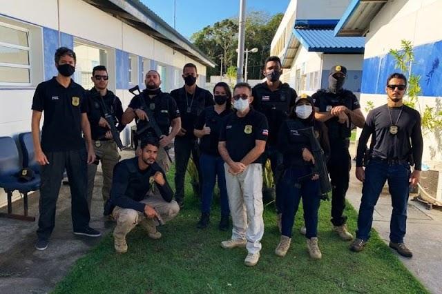 Operação prende acusados de crimes contra crianças e adolescentes em Porto Seguro e em Itabela