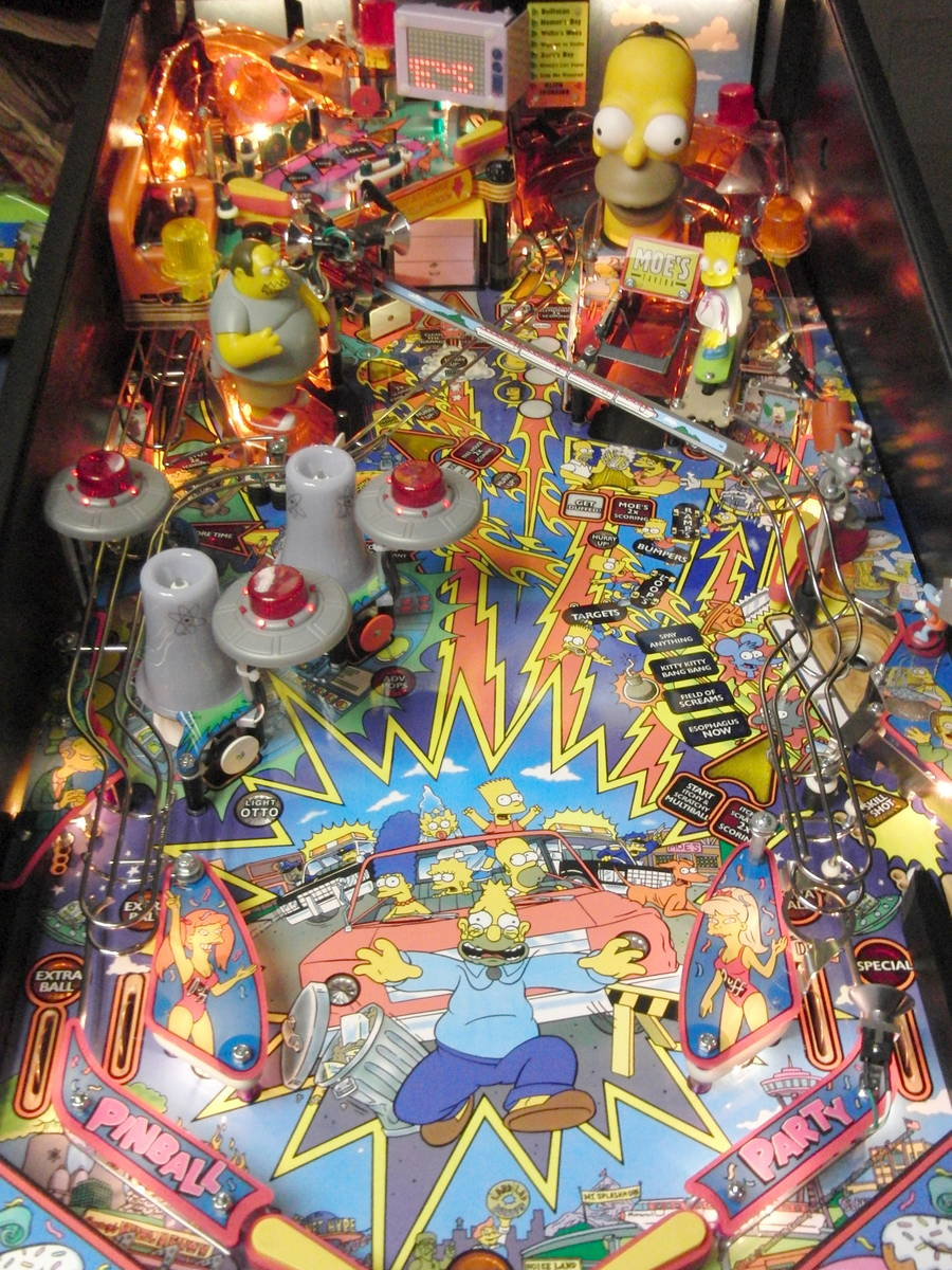 Douglas Green Associates Inc Pinball Addiction The