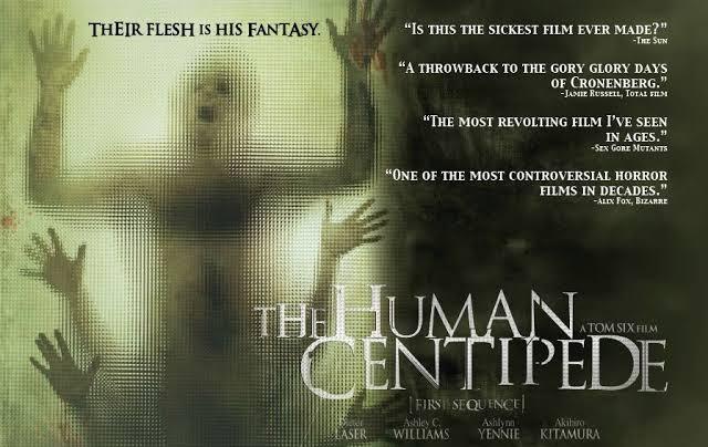 The Human Centipede (2009)Bluray Subtitle Indonesia