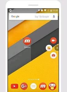 تطبيق AZ Screen Recorder لتصوير شاشة الهاتف