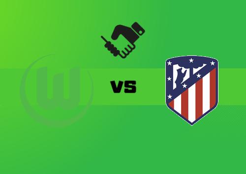 Wolfsburgo vs Atlético de Madrid  Resumen