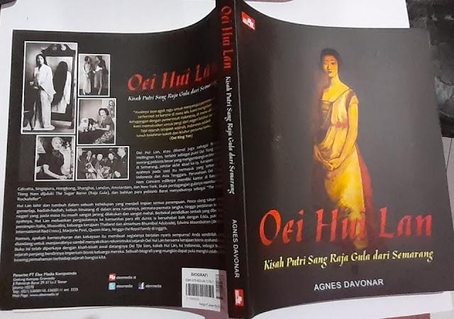 Oei Hui Lan : Kisah Putri Sang Raja Gula dari Semarang