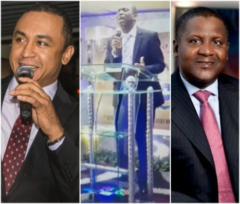 Daddy Freeze reacts to video of RCCG pastor saying Dangote won't make heaven