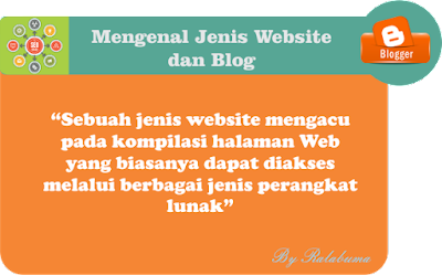 Mengenal Jenis Website dan Blog